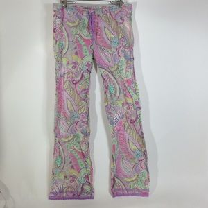 Victoria's Secret Paisley lounge pajama pants